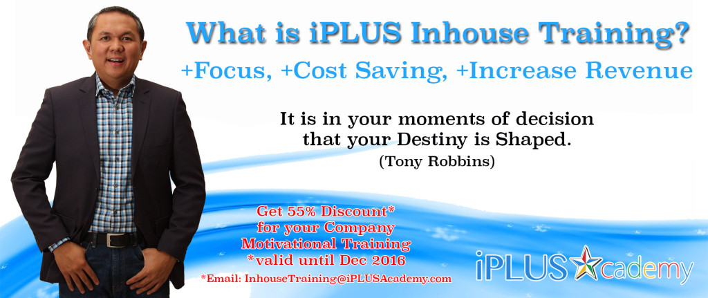 Inhouse Training iPLUS