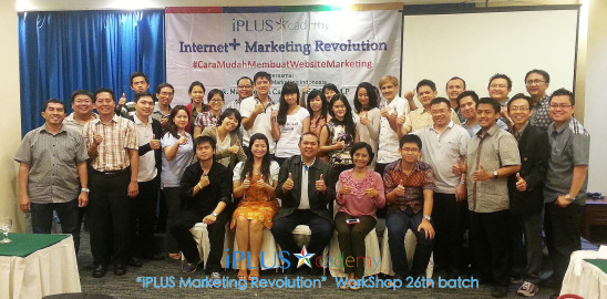 iPLUS Marketing 26th