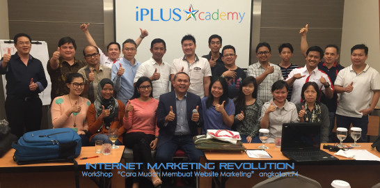 iPLUS WorkShop angkatan 74
